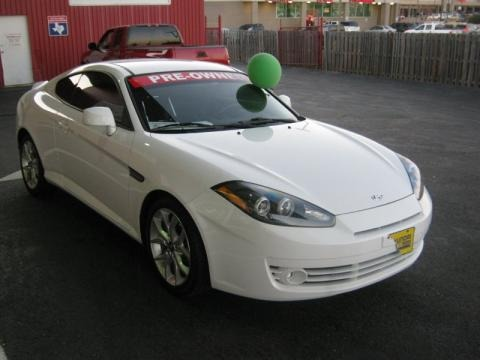 2008 Hyundai Tiburon GT Data, Info and Specs