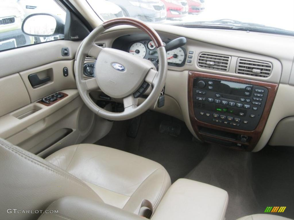 2005 ford taurus sel medium dark flint dashboard photo 44505683 gtcarlot com
