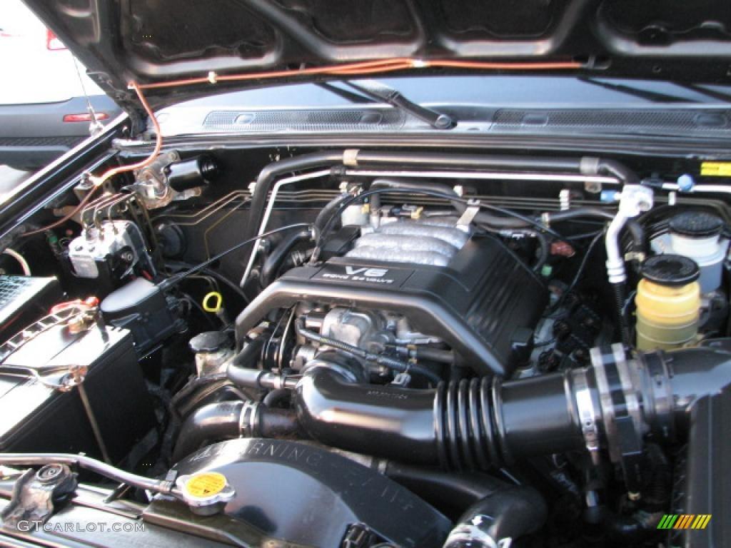 1999 Isuzu Rodeo Ls 3 2 Liter Dohc 24 Valve V6 Engine