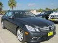 Front 3/4 View of 2011 E 550 Coupe