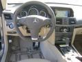 Dashboard of 2011 E 550 Coupe