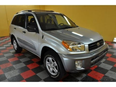 2003 Toyota RAV4 Sub Models Standard Model 4WD 2003 Toyota RAV4 Engines