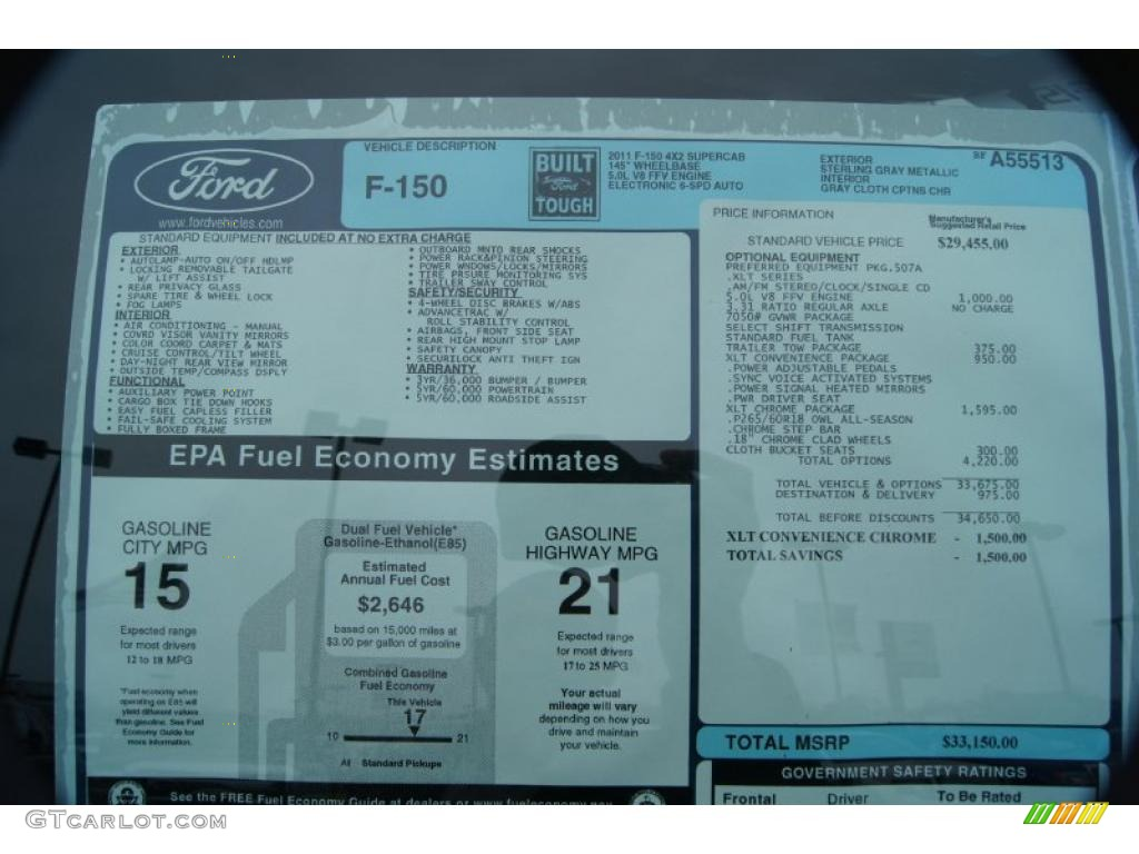 Ford Window Sticker From Vin Number Html Autos Weblog
