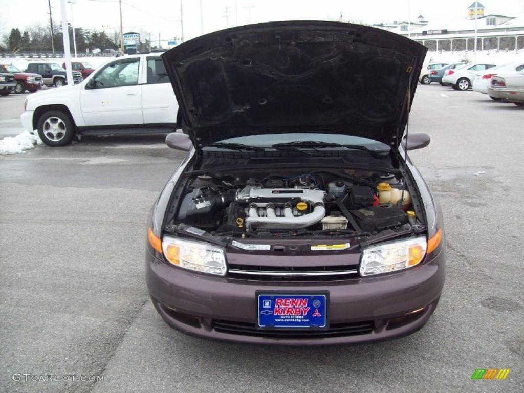2000 Saturn L Series Ls2 Sedan 3 0 Liter Dohc 24v V6 Engine Photo 44524043