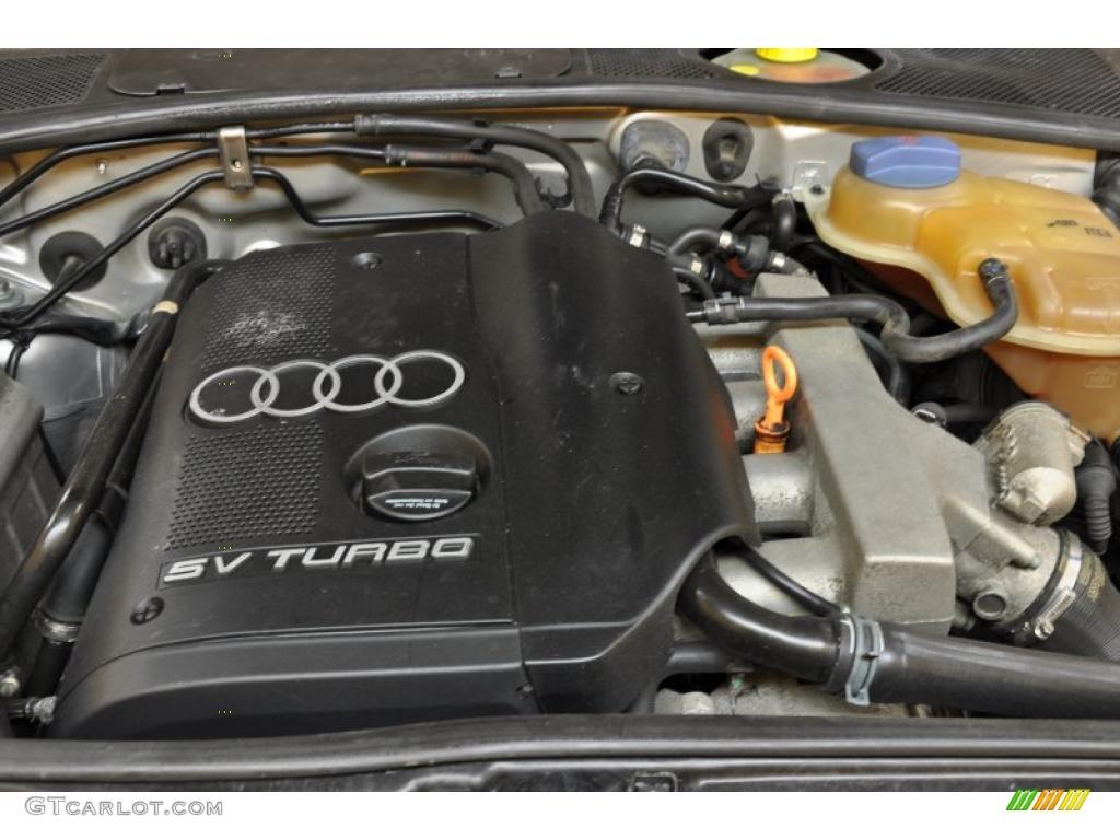 2000 Audi A4 1 8t Quattro Sedan Engine Photos