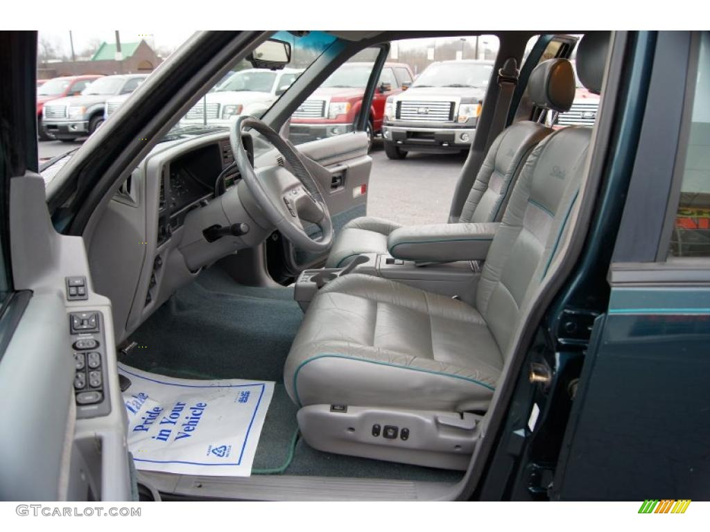 1994 ford explorer interior door panels