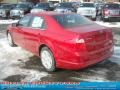 2011 Red Candy Metallic Ford Fusion SE  photo #5