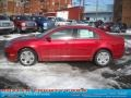 2011 Red Candy Metallic Ford Fusion SE  photo #6