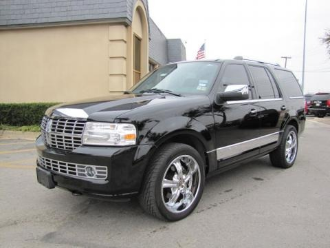 2007 Lincoln Navigator Ultimate Data, Info and Specs