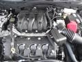 2011 Sterling Grey Metallic Ford Fusion SEL V6  photo #33