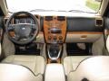 Light Cashmere/Ebony Dashboard Photo for 2009 Hummer H3 #44541641