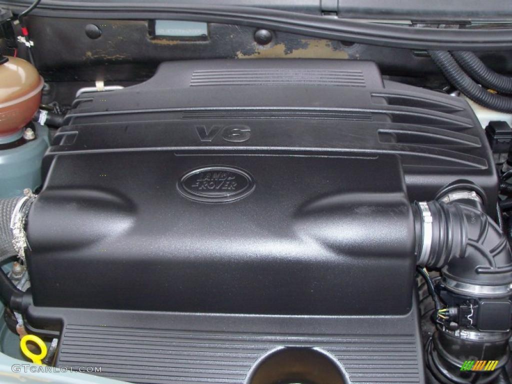 2004 Land Rover Freelander Hse 2 5 Liter Dohc 24v V6