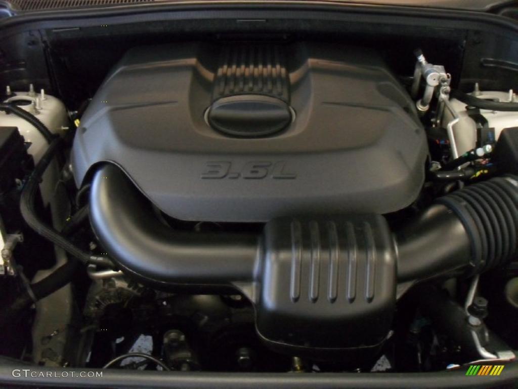 2011 jeep grand cherokee overland 3 6 liter dohc 24 valve vvt v6 engine photo 44570417. Black Bedroom Furniture Sets. Home Design Ideas