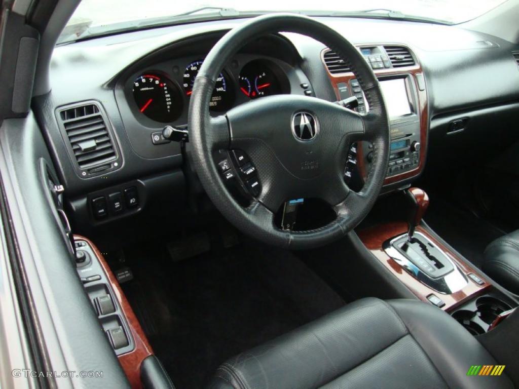 Acura Mdx Touring Interior