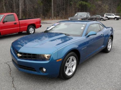 2010 Chevrolet Camaro LT Coupe Data, Info and Specs