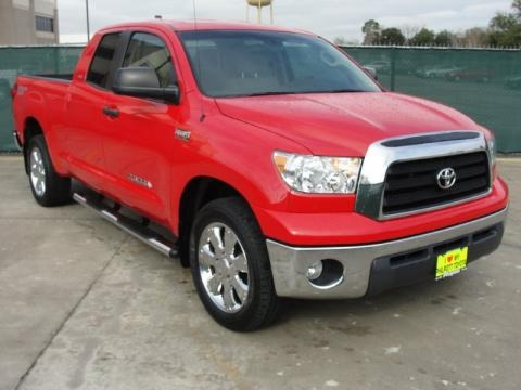2008 Toyota Tundra SR5 TSS Double Cab Data, Info and Specs