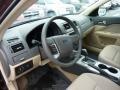 2011 Bordeaux Reserve Metallic Ford Fusion SE  photo #12