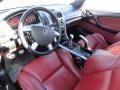 2005 GTO Red Interior