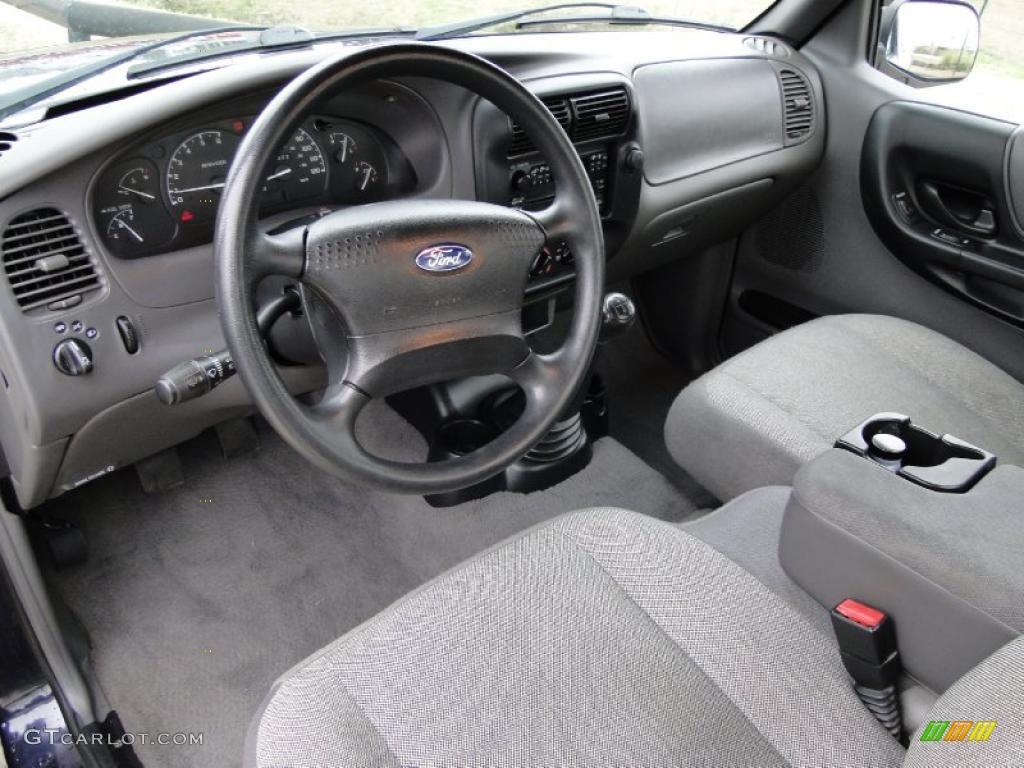 2002 ford ranger xlt regular cab interior color photos