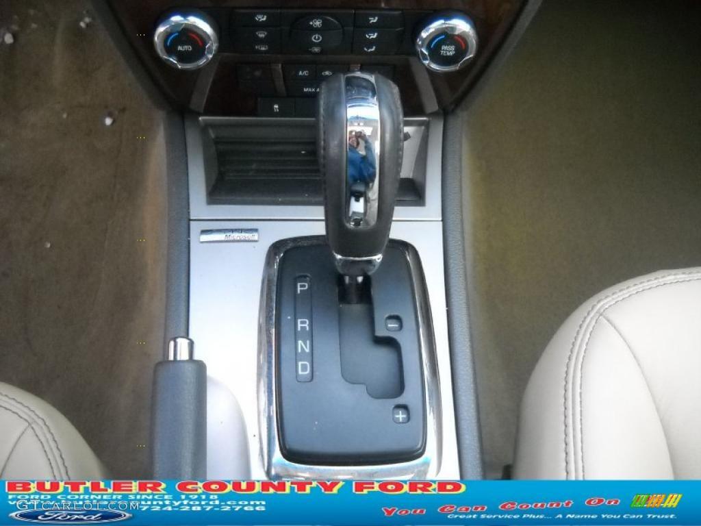 2010 Fusion SEL V6 - Smokestone Metallic / Camel photo #23