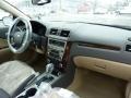 2011 Bordeaux Reserve Metallic Ford Fusion SEL V6  photo #16