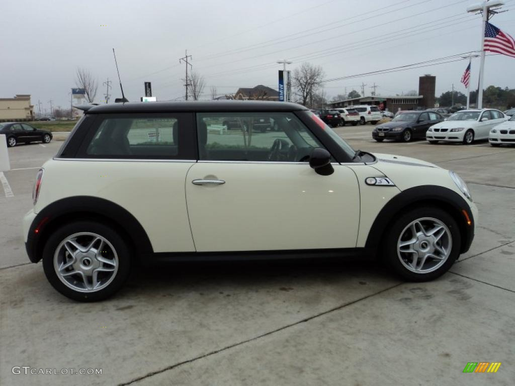pepper white 2007 mini cooper s hardtop exterior photo 44631238. Black Bedroom Furniture Sets. Home Design Ideas