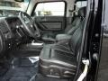 Ebony/Pewter Interior Photo for 2009 Hummer H3 #44632580