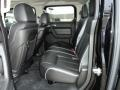 Ebony/Pewter Interior Photo for 2009 Hummer H3 #44632598
