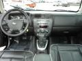 Ebony/Pewter Dashboard Photo for 2009 Hummer H3 #44632614