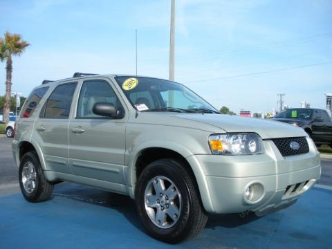 2005 ford escape limited data info and specs. Black Bedroom Furniture Sets. Home Design Ideas