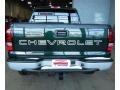 Dark Green Metallic - Silverado 1500 Work Truck Extended Cab 4x4 Photo No. 8