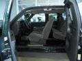 Dark Green Metallic - Silverado 1500 Work Truck Extended Cab 4x4 Photo No. 15