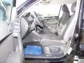 Charcoal Interior Photo for 2011 Volkswagen Tiguan #44654575