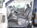 Charcoal Interior Photo for 2011 Volkswagen Tiguan #44654675