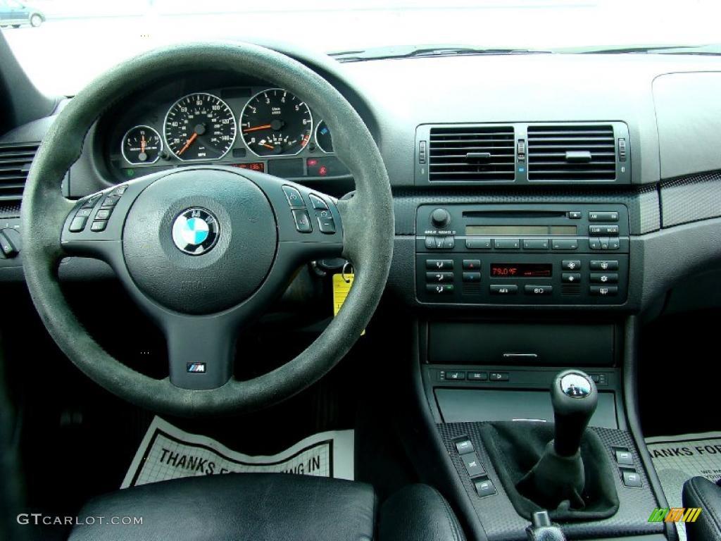 2004 Bmw 3 Series 330i Sedan Black Dashboard Photo 44657296 Gtcarlot Com