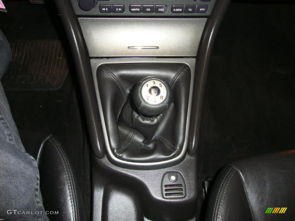 2003 Jaguar X-Type 2.5 5 Speed Manual Transmission Photo #44672259