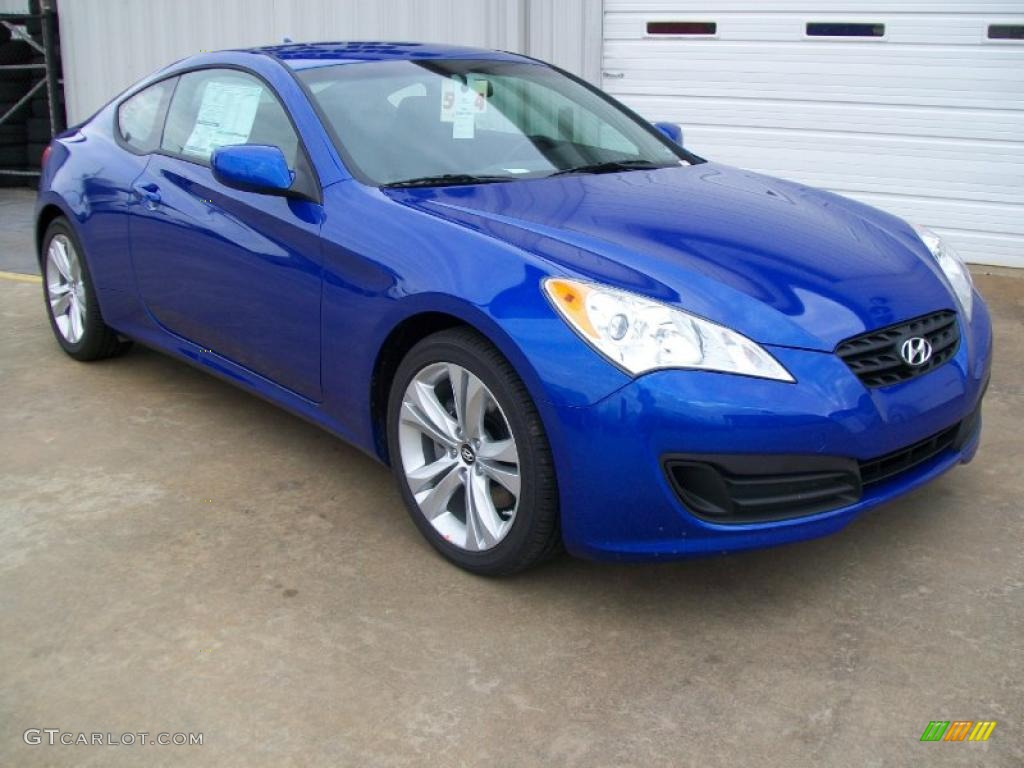mirabeau blue 2011 hyundai genesis coupe 2 0t exterior photo 44674983. Black Bedroom Furniture Sets. Home Design Ideas