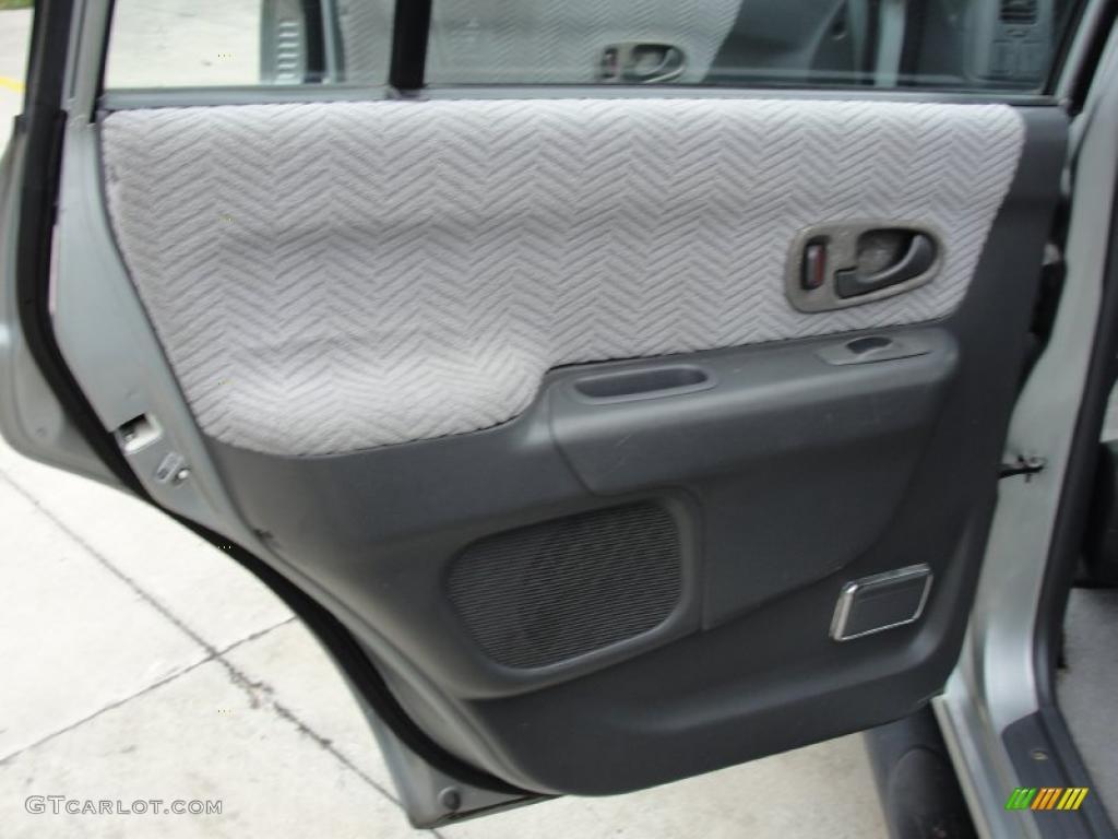 2000 Mitsubishi Montero Sport ES Door Panel Photos   GTCarLot.com