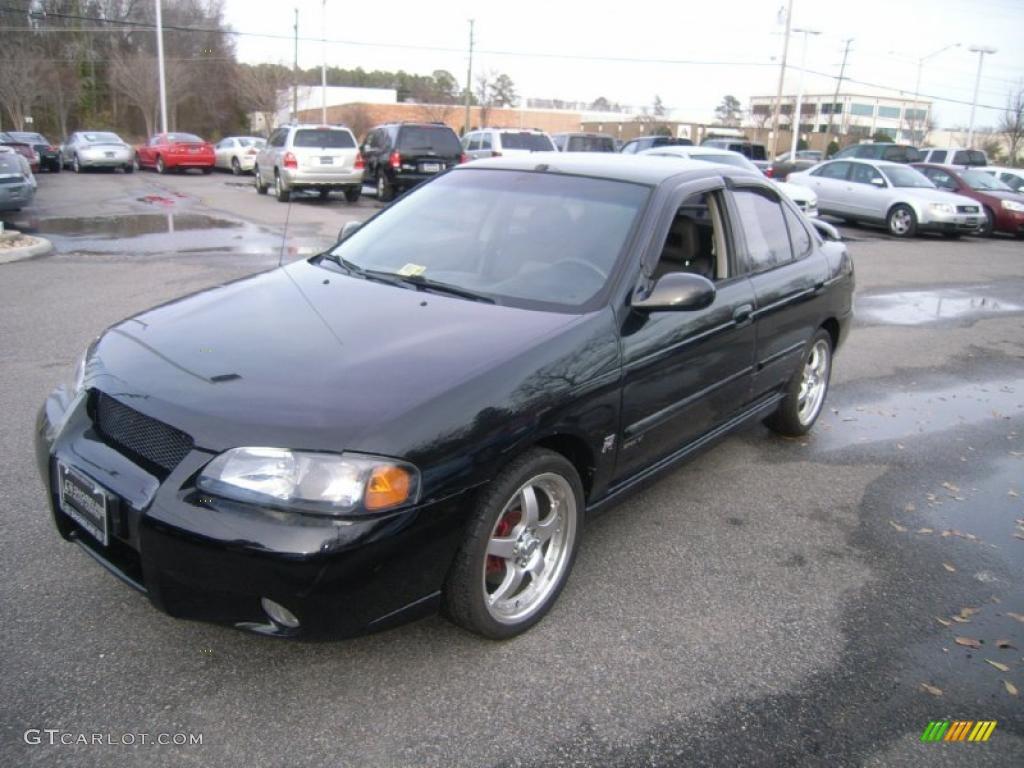 2003 Nissan Sentra Se R Spec V >> 2003 Blackout Nissan Sentra Se R Spec V 44653868 Gtcarlot Com