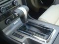 2010 Ford Mustang Stone Interior Transmission Photo