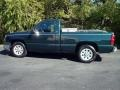 2005 Dark Green Metallic Chevrolet Silverado 1500 Regular Cab  photo #6