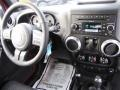 Black Dashboard Photo for 2011 Jeep Wrangler #44710321