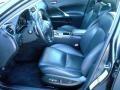 Black Interior Photo for 2008 Lexus IS #44710775