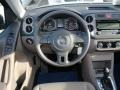 Clay Gray Dashboard Photo for 2011 Volkswagen Tiguan #44720648