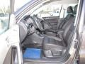 Charcoal Interior Photo for 2011 Volkswagen Tiguan #44720720