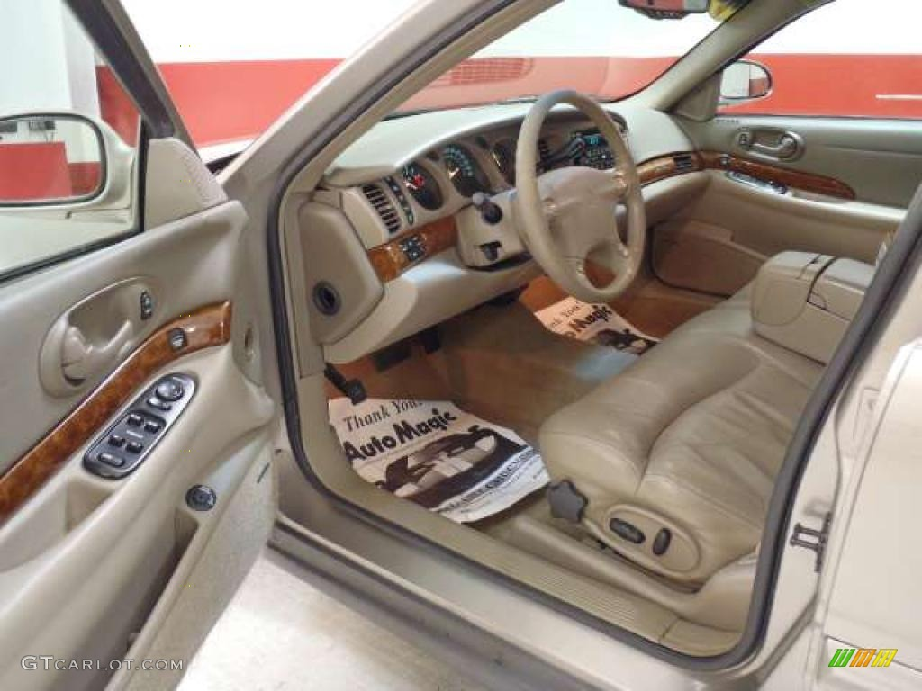 Taupe Interior 2000 Buick Lesabre Limited Photo 44737590
