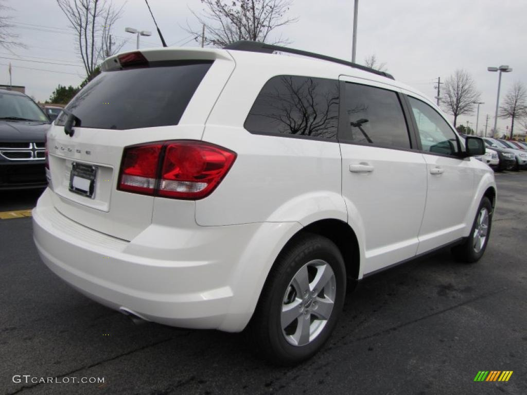 bianco white 2011 dodge journey express exterior photo. Black Bedroom Furniture Sets. Home Design Ideas