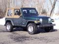 Forest Green 2001 Jeep Wrangler Gallery