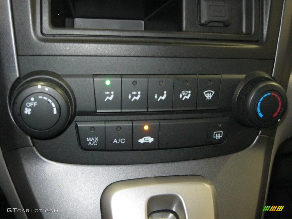 2008 CR-V LX 4WD - Royal Blue Pearl / Gray photo #27