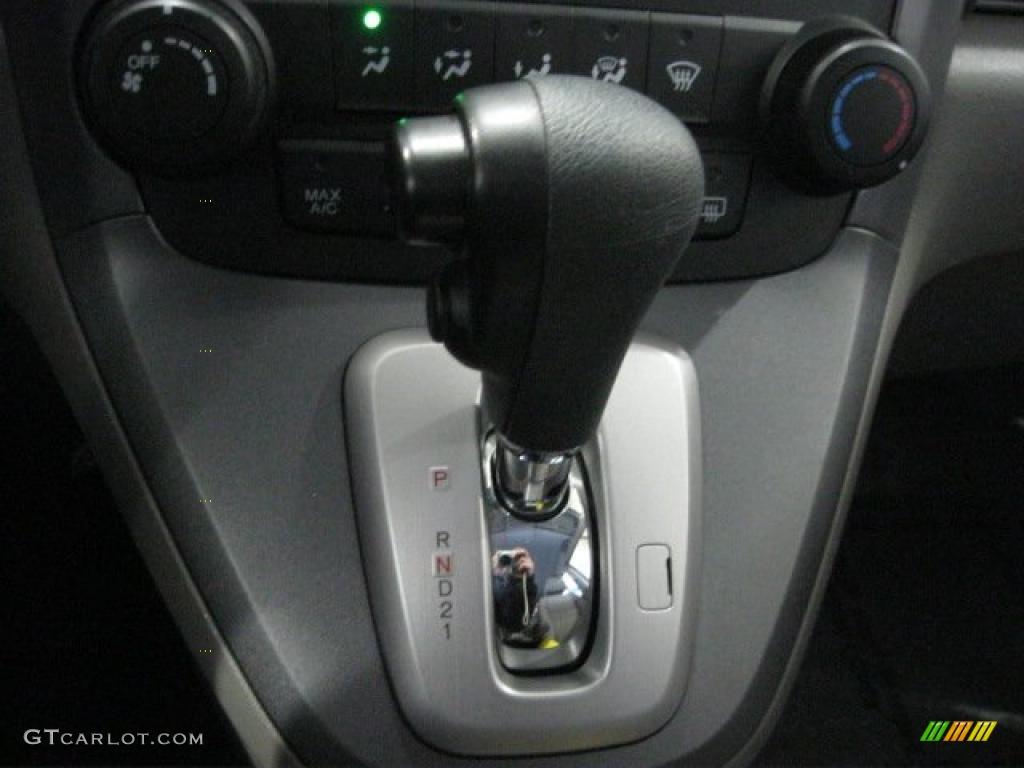 2008 CR-V LX 4WD - Royal Blue Pearl / Gray photo #28